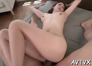 Amorous japanese oral-stimulation