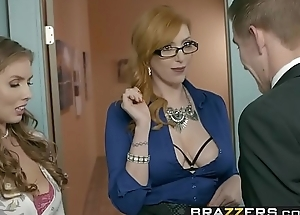 Brazzers - Big Interior at Work - (Lauren Phillips, Lena Paul) - Trailer preview