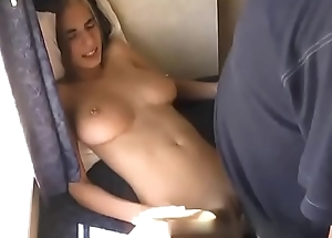 Amateur 20 Year old Busty Babe Nadane Acquires Dicked -- www.BuztaNut.com --
