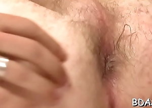 Twinks swishy sexual connection at home
