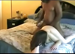 Very Hot White Mom Rides ugly BBC - NIZZERS.COM