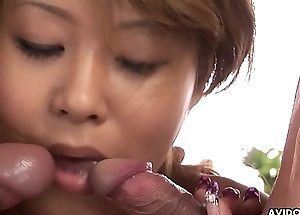 Two cocks one pussy and a hot fuck to remember