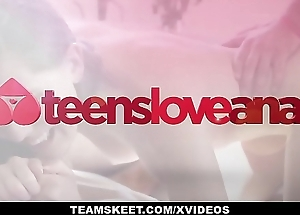 TeensLoveAnal - Tech Nerd Fucked In The Ass