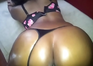 Puerto rican oiled butt fucking part 1