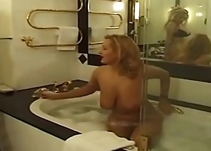 Milf lesbian babes massage and squirt
