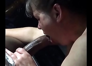 WHITE WIFE GIVES ME SLOW BLOW