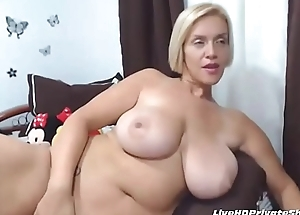 Busty Mature Anal Sexual connection Part 3
