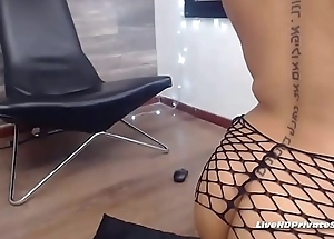 Latina Teen Doggy Style With Vibrator