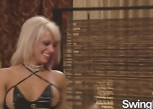 Casual swinger sluts warming up3