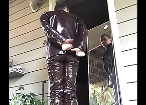 masturbating overcast inside pants gay my leather toff