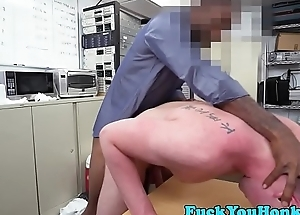 Straighty plowed by BBC during sexual connection audition